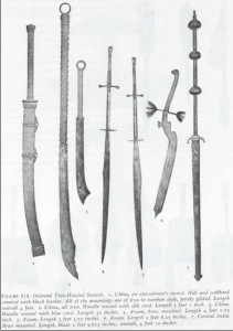 great swords from india