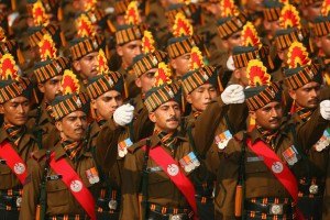 india military parade