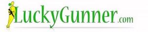 lucky gunner logo
