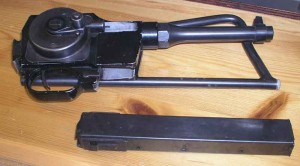 mgd french folding submachine gun