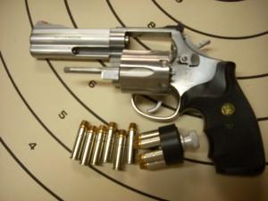 model 686 357 magnum revolver