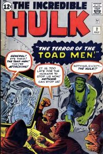 terror of the toad men