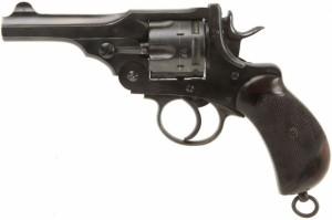 webley mk i revolver