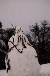 snow cthulhu 1