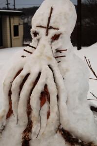 snow cthulhu 2