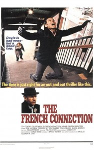 french connection movie poster