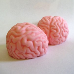 cotton candy soap brains