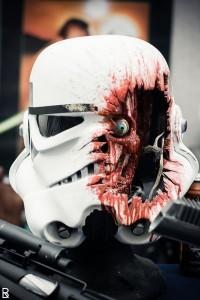 storm trooper zombie