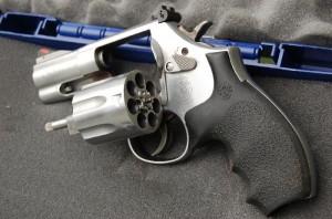 s&w 7 shot revolver