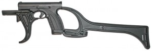 detachable shoulder stock and foregrip