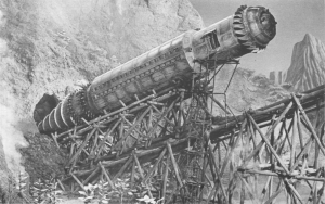 digging machine from the movie at the earths core