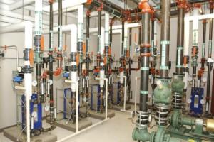 pumping room