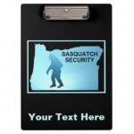 sasquatch security clipboard