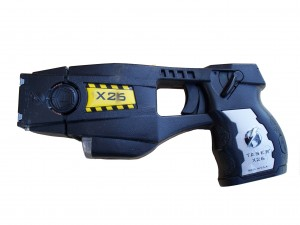 police issue taser