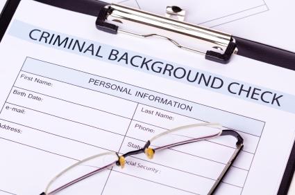 County Criminal Records Check