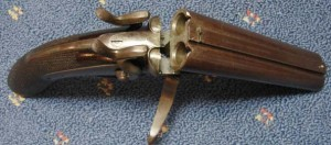 19th century howdah pistol 2
