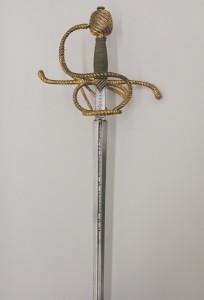fancy dress sword 1