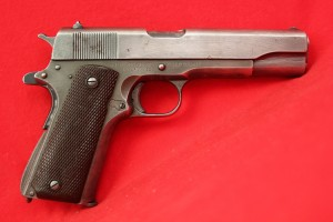 plain unadorned 1911