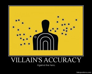 villians accuracy