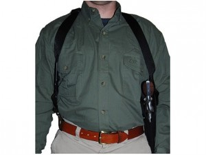 357 magnum shoulder holster