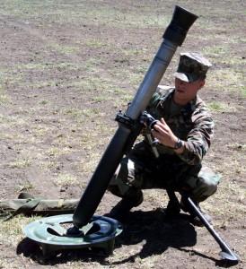 m252 mortar