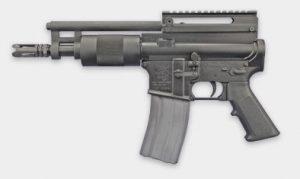 ar style pistol